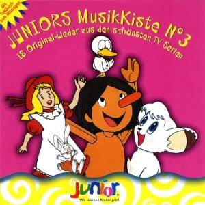 Juniors Musikkiste no. 3