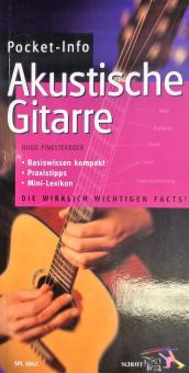 Pocket-Info Akustische Gitarre