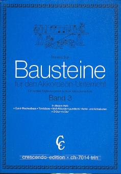 Bausteine Band 3