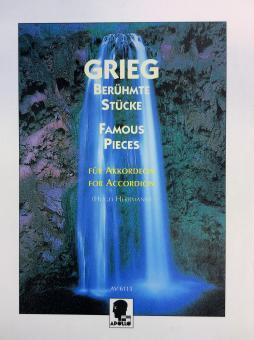 Grieg berühmte Stücke