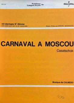Carnival a Moscou