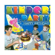 Kinderparty - Happy Bithday