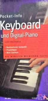 Pocket-Info Keyboard & Digital-Piano