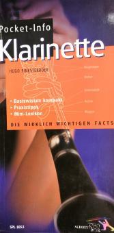 Pocket-Info Klarinette