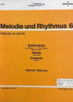 Melodie und Rhythmus 6