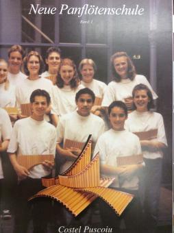 Neue Panflötenschule Band 1