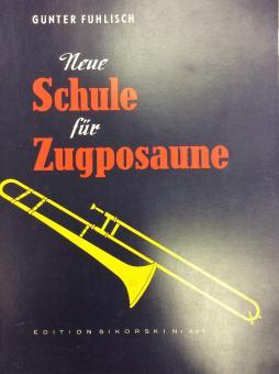 Neue Schule für Zugposaune von Günter Fuhlisch