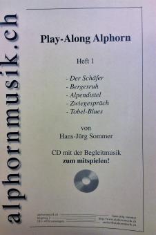 Play-Along Alphorn Heft 1