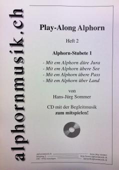 Play-Along Alphorn Heft 2