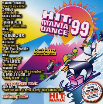 Hit Mania Dance 99