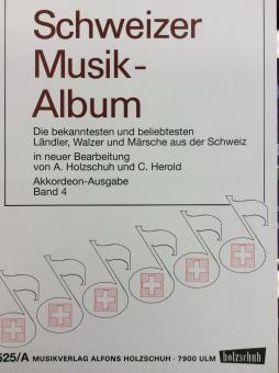 Schweizer Musik-Album
