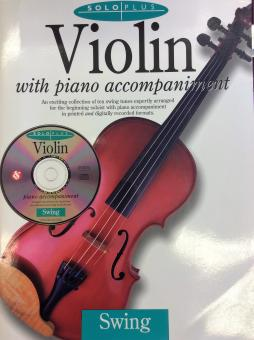 Violin with piano accompaniment